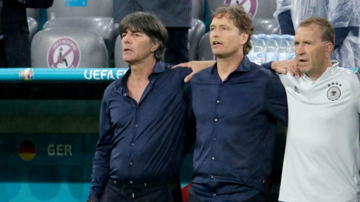 England will face Joachim Low's Germany