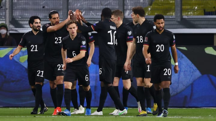 A well-deserved victory for Die Mannschaft