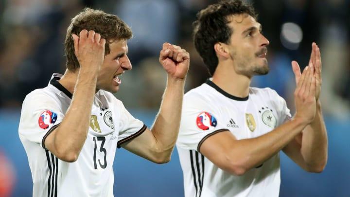Thomas Müller und Mats Hummels dürfen auf ihr DFB-Comeback hoffen