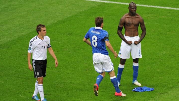 Claudio Marchisio, Mario Balotelli