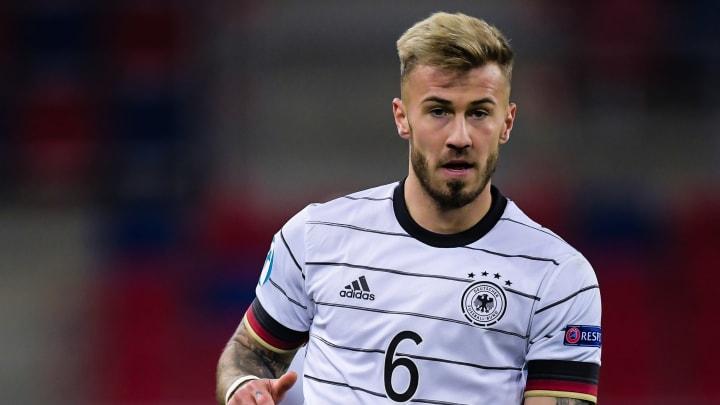 Niklas Dorsch könnte nach Wolfsburg wechseln