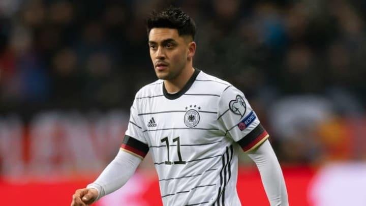 """Deutsch-Afghane Nadiem Amiri (24) spielte bereits fünf Mal für """"Die Mannschaft"""""""