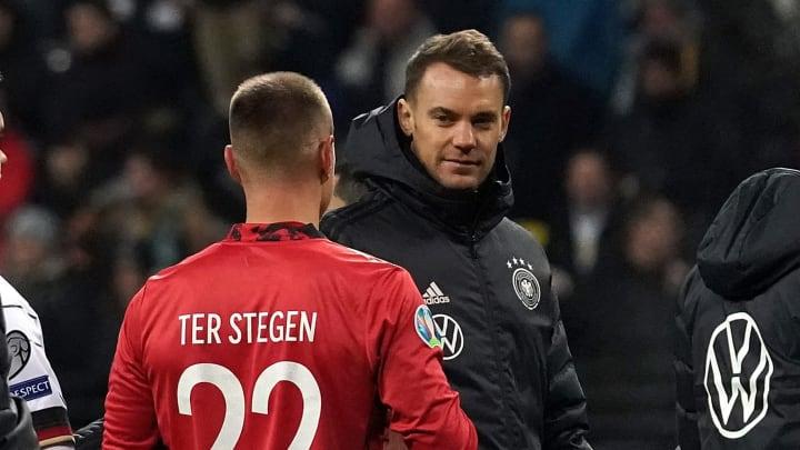 Manuel Neuer, Marc-Andre ter Stegen