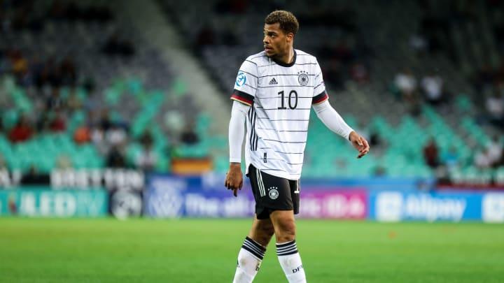 Lukas Nmecha debütiert bald für die A-Nationalmannschaft+