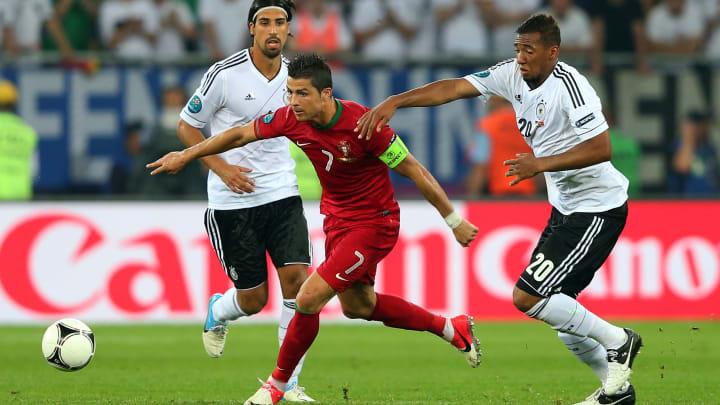 Jerome Boateng Portugal Alemanha Eurocopa Cristiano Ronaldo