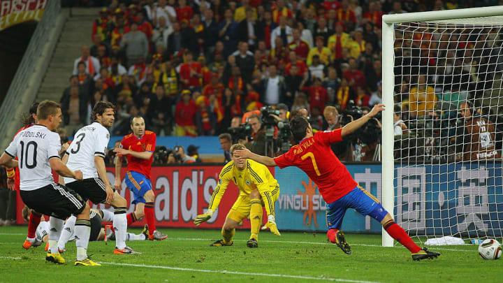 Perhaps Spain's most legendary goalscorer
