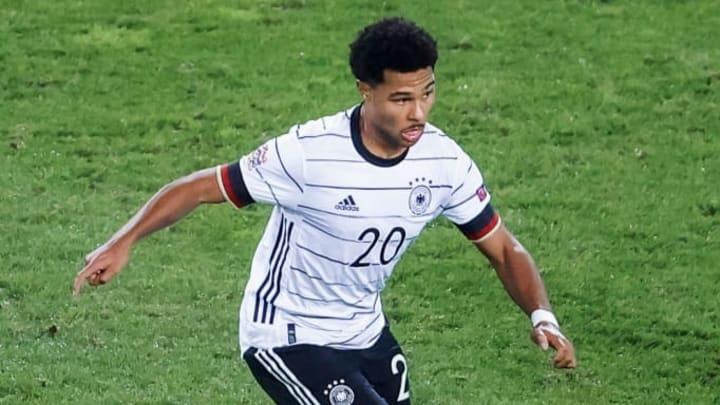 Serge Gnabry hat eine Traum-Quote im DFB-Team