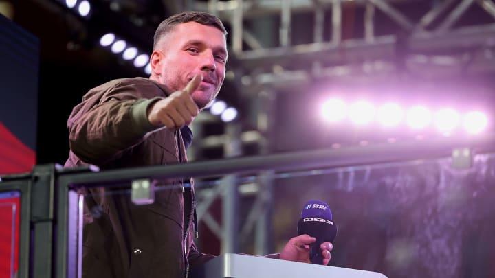 Lukas Podolski no Fortaleza? Leão do Pici tentou contratar o alemão, diz jornalista.
