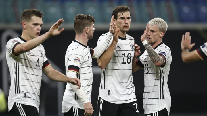 Germany announce 26-man squad for Euro 2020