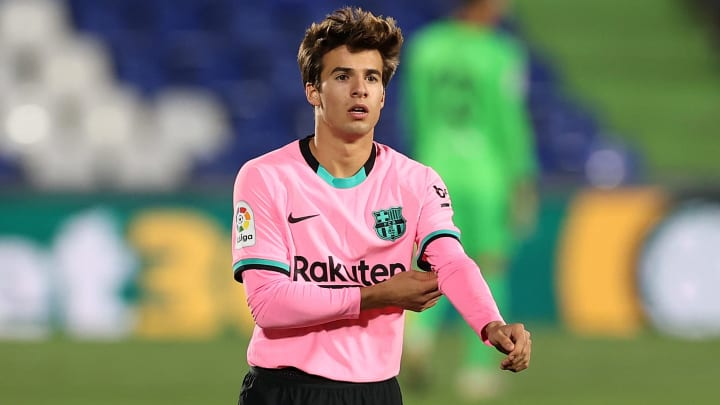 Riqui Puig has been offered out on loan