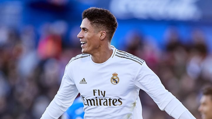 Raphael Varane has officially joined Manchester United
