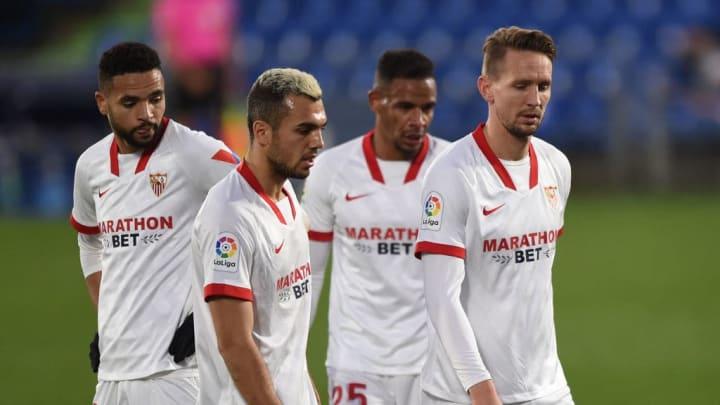 Die Spanier sind in der Liga auf Rang fünf