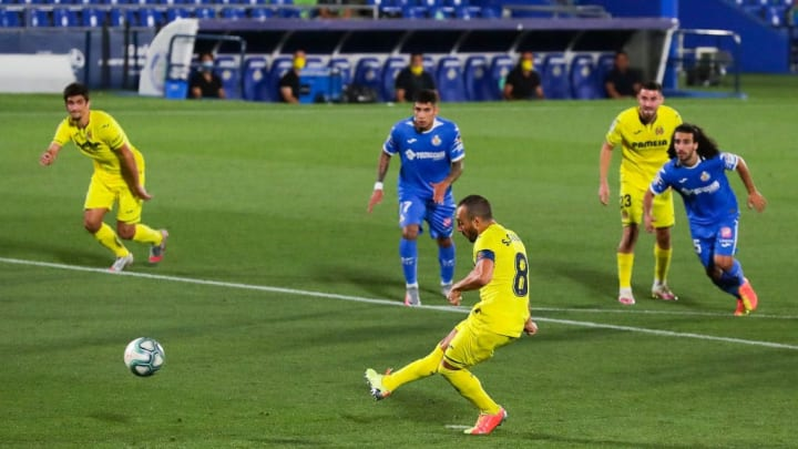 Santi Cazorla of Villarreal CF