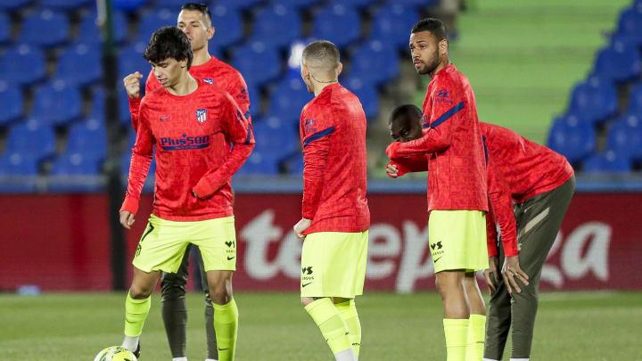 Getafe v Atletico Madrid - La Liga Santander