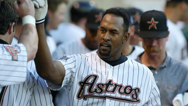 Former Houston Astros OF Richard Hidalgo had two great seasons.