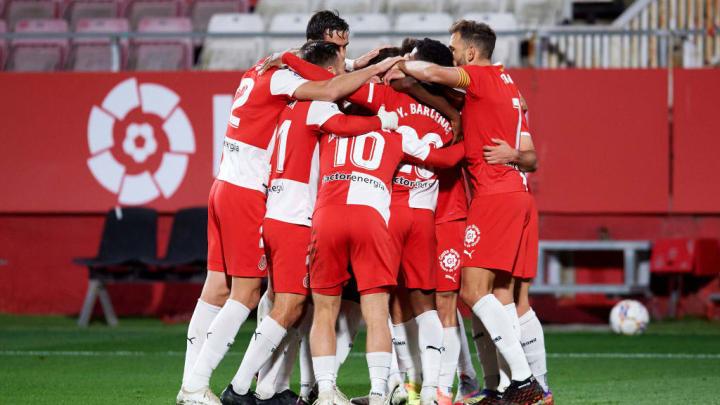 Girona FC - CD Mirandes - La Liga Smartbank