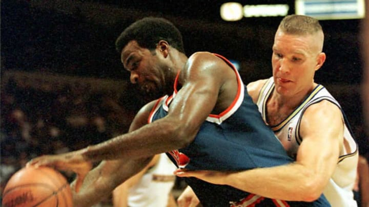 Chris Mullin's untapped potential from three point range would make him one of the NBA's best today.