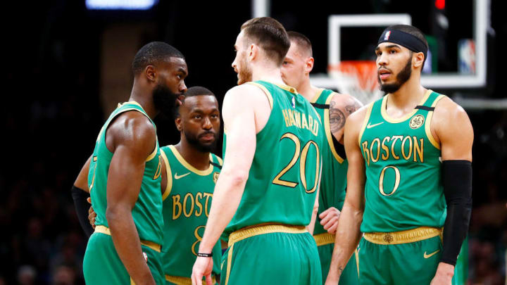 Boston will look to make some noise once the NBA season restarts