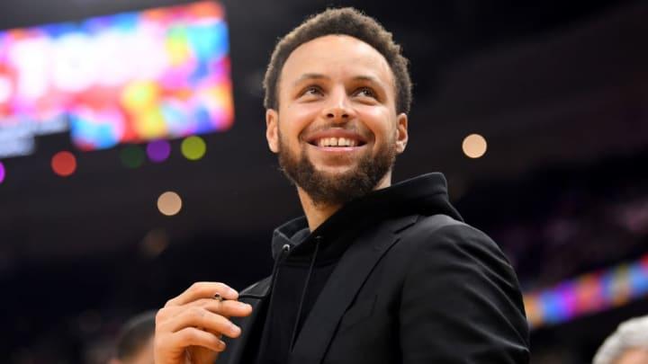 Curry ha reconocido que suele comer muchas golosinas