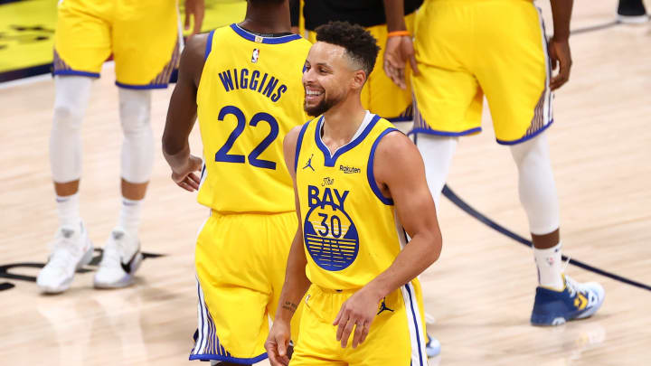 New York Knicks vs Golden State Warriors prediction, odds, over, under, spread, prop bets for NBA betting lines tonight, Thursday, January 21.