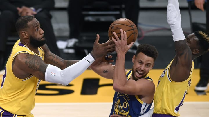 Golden-state-warriors-v-los-angeles-lakers