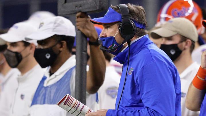 Dan Mullen, Goodyear Cotton Bowl Classic - Oklahoma v Florida