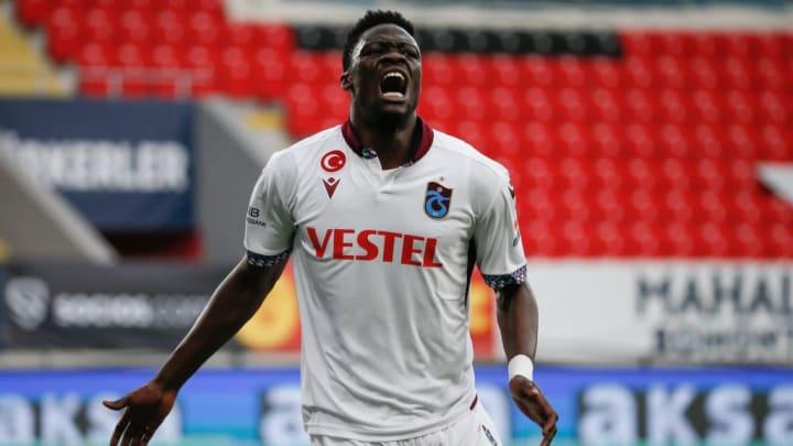 Goztepe v Trabzonspor - Turkish Super Lig
