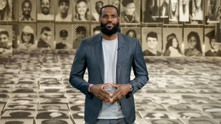 LeBron James is helping to create a voting rights advocacy organization.