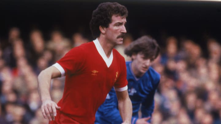 Souness enjoyed an incredibly successful six-year spell at Anfield