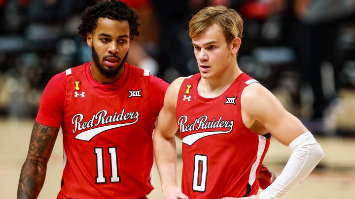 Kansas vs Texas Tech spread, odds, line, over/under, prediction and picks for Thursday's NCAA men's college basketball game.