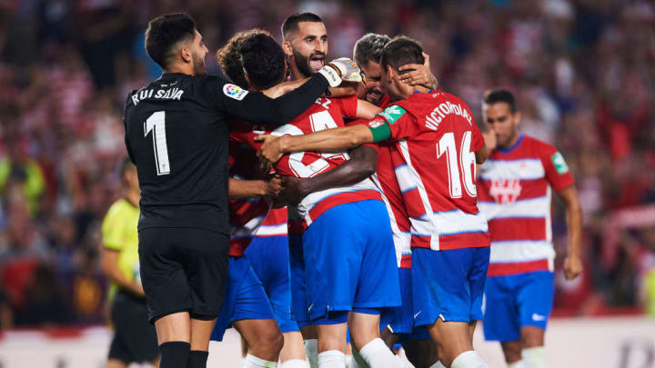 Grenade FC Liga.