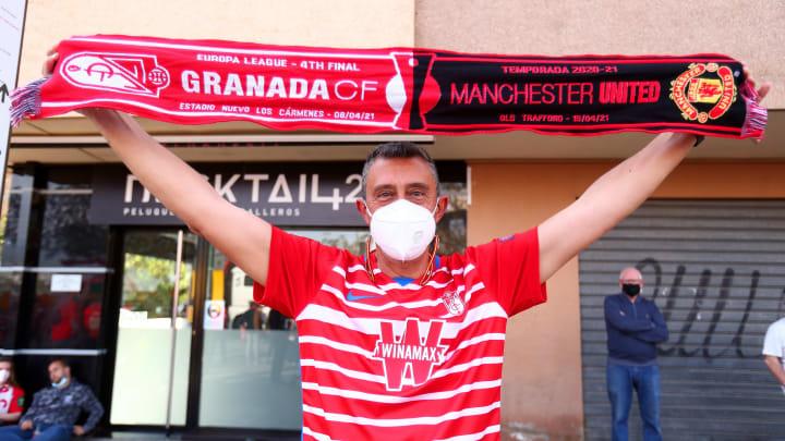 In Granada fiebert man dem Duell mit den Red Devils entgegen