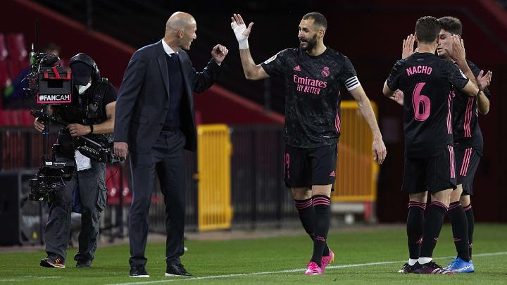 Karim Benzema expects Zinedine Zidane to stay
