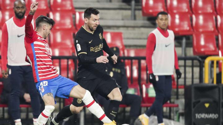 Messi gegen Granada