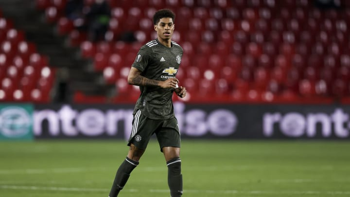 Marcus Rashford is one of the most politically active footballers around