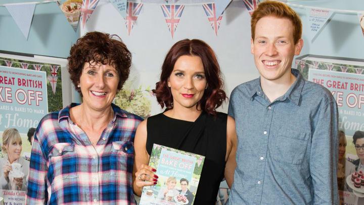 Season 7 'Great British Bake Off' contestants
