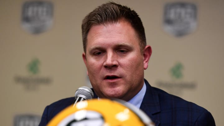 Green Bay Packers GM Brian Gutekunst added a talented veteran on defense this offseason.