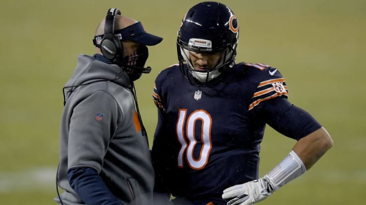 The Chicago Bears could be looking to take on a developmental project like Jordan Love.