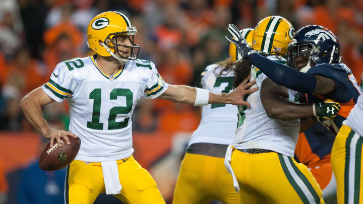 The odds for Aaron Rodgers' next team reveal potential trade landing spots amid retirement rumors.