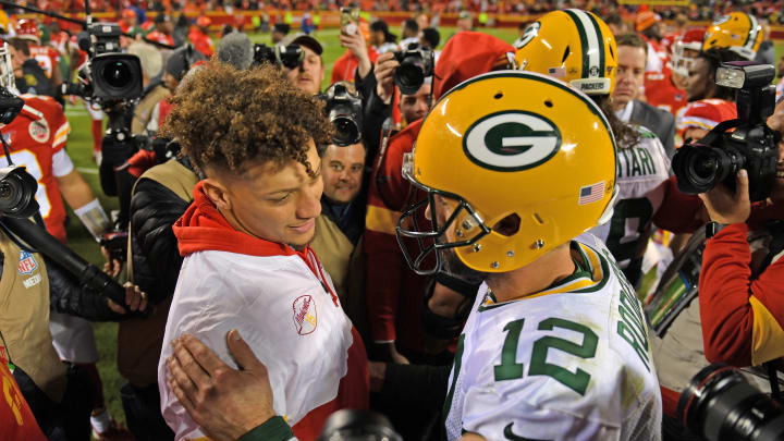 Green Bay Packers vs Kansas City Chiefs odds, prediction, spread, line, and over/under for potential Super Bowl 55 matchup.