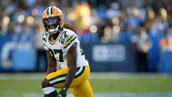 Packers Cut Return Man Trevon Smith