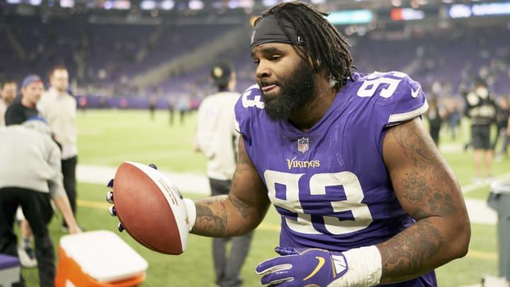 Vikings sign free agent defensive tackle Sheldon Richardson