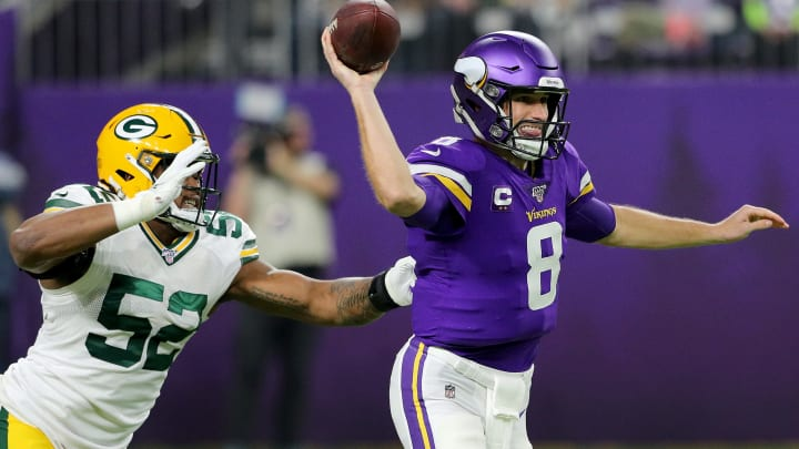 NFC North odds and win totals project a new division winner in 2020.