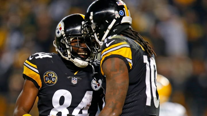 Revisiting Both Times the Steelers Robbed the Raiders in the Martavis Bryant and Antonio Brown Trades