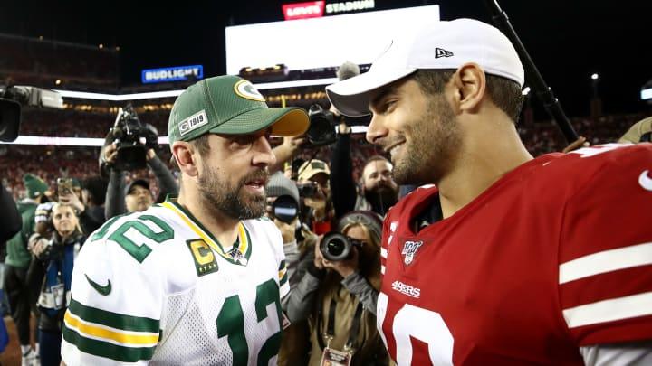 Packers vs 49ers betting line bristol mayor betting on sports