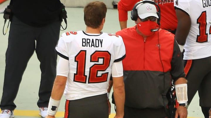 Tom Brady Bruce Arians