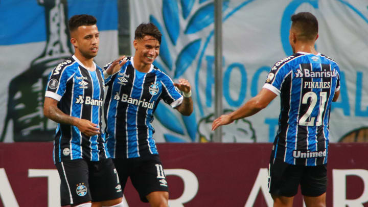 Grêmio enfrentará o Del Valle na terceira fase prévia da Libertadores