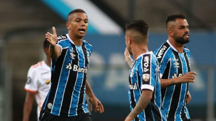 David Braz, Matheus Henrique