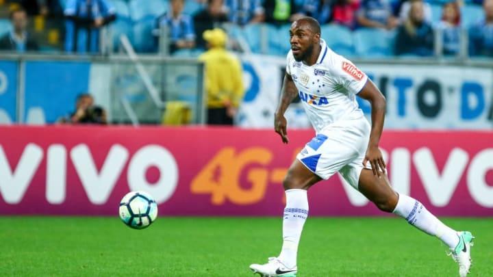 Ex-Athletico e Corinthians, Manoel marcou um gol no Campeonato Mineiro 2021.