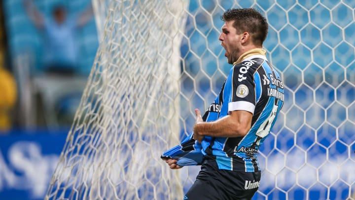Kannemann brille avec Gremio en championnat brésilien cette saison